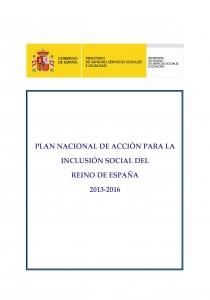 Portada Plan Nacional Inclusión Social