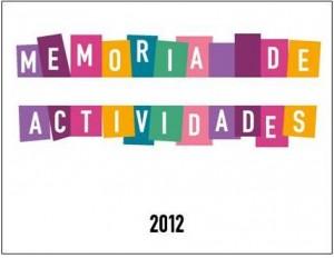 Portaga Memoria Actividades
