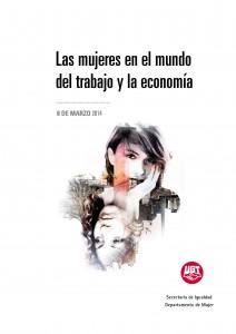 Portada Mujer en trabajo 2014 - UGT