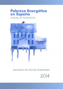 Portada_estudio de pobreza energética en españa 2014
