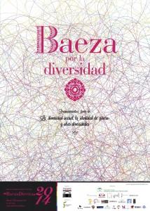 Cartel Baeza Diversa 2014