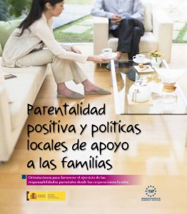 Portada folletoParentalidad