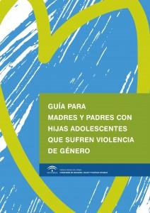 Portada - Guia para padres adolescentes violencia genero