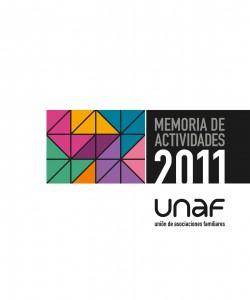 Portada memoria_actividades_2011