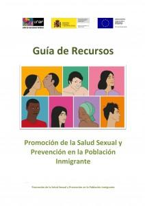 Portada Guía Recursos Salud Sexual poblacion inmigrante 2015