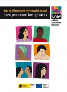 Portada Guía SEX inmigrantes castellano 2015