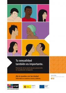 cartel salud sexual castellano 2015
