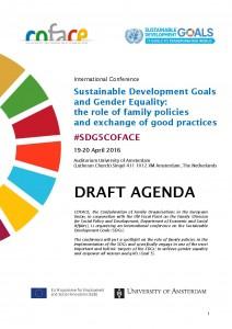 COFACE Conference SDGs