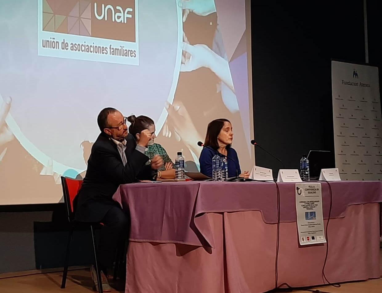 UNAF presenta su informe sobre políticas de conciliación en la UE ante empresariado y PYMES