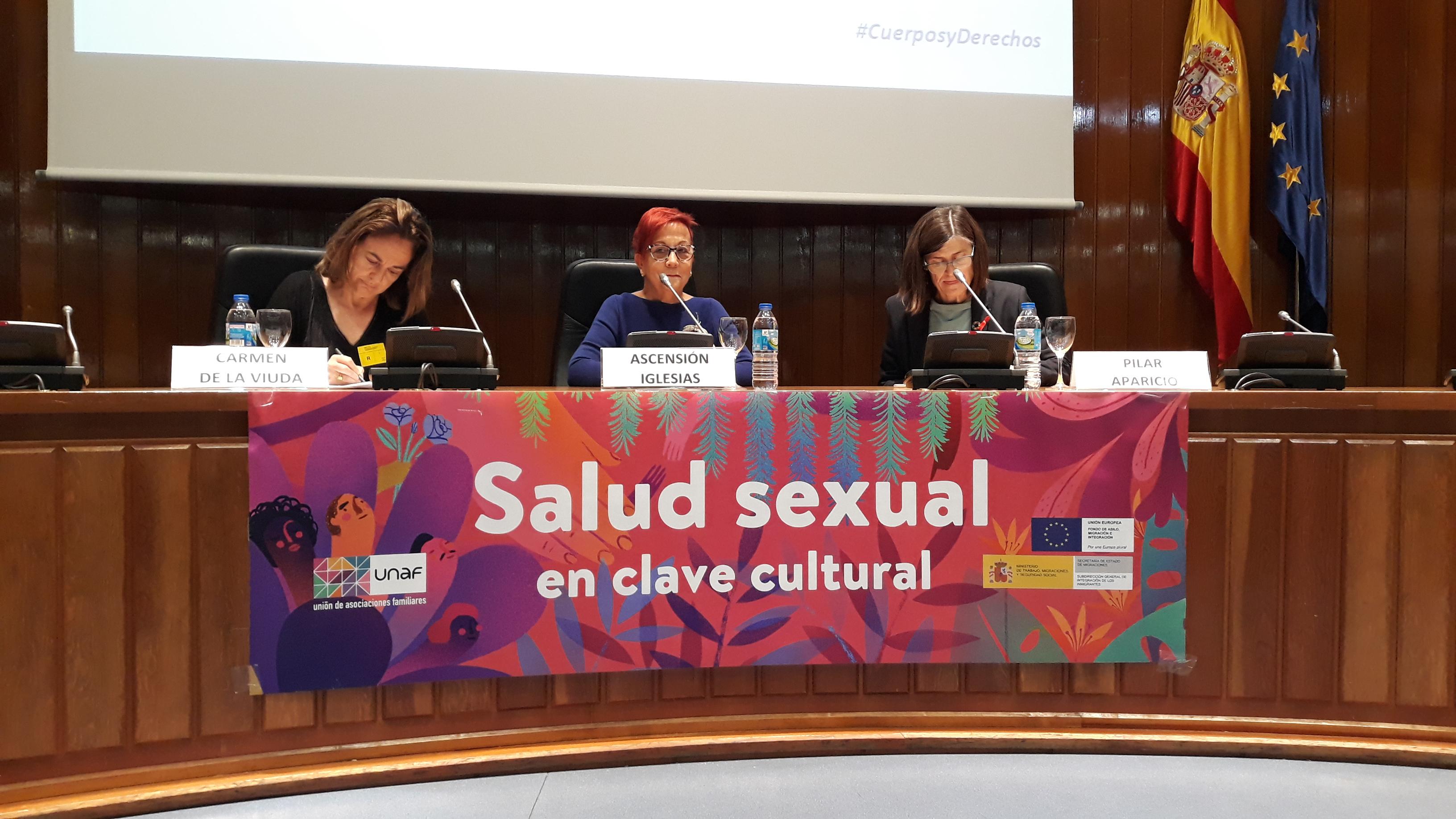 UNAF llama al Gobierno y a los agentes sociales a reafirmar su compromiso por los derechos sexuales y reproductivos de las mujeres ante la amenaza de retroceso