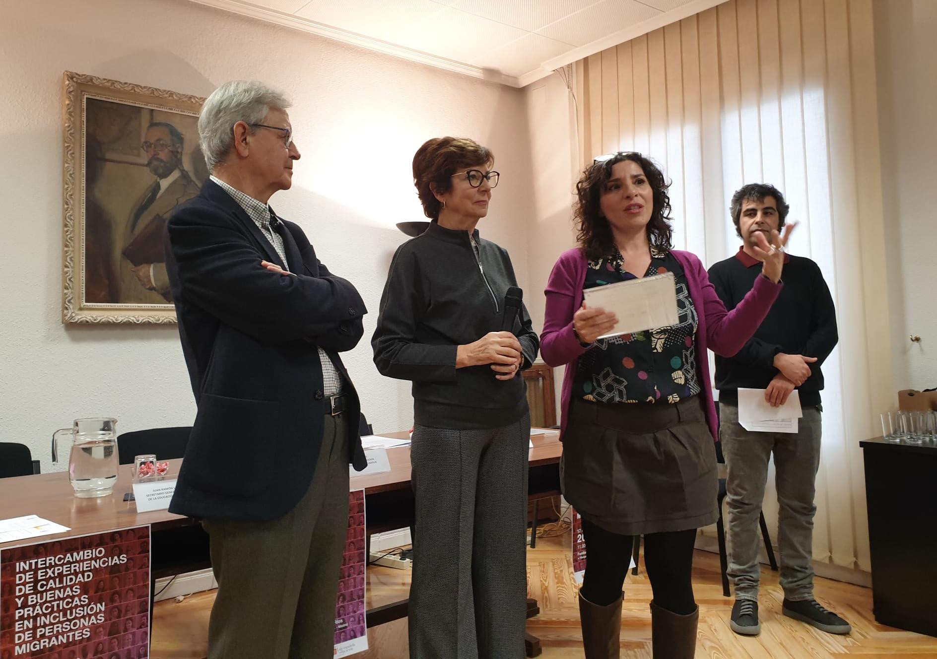 UNAF recibe el Premio a la Buena Práctica en Inclusión de personas migrantes de la Liga de la Educación