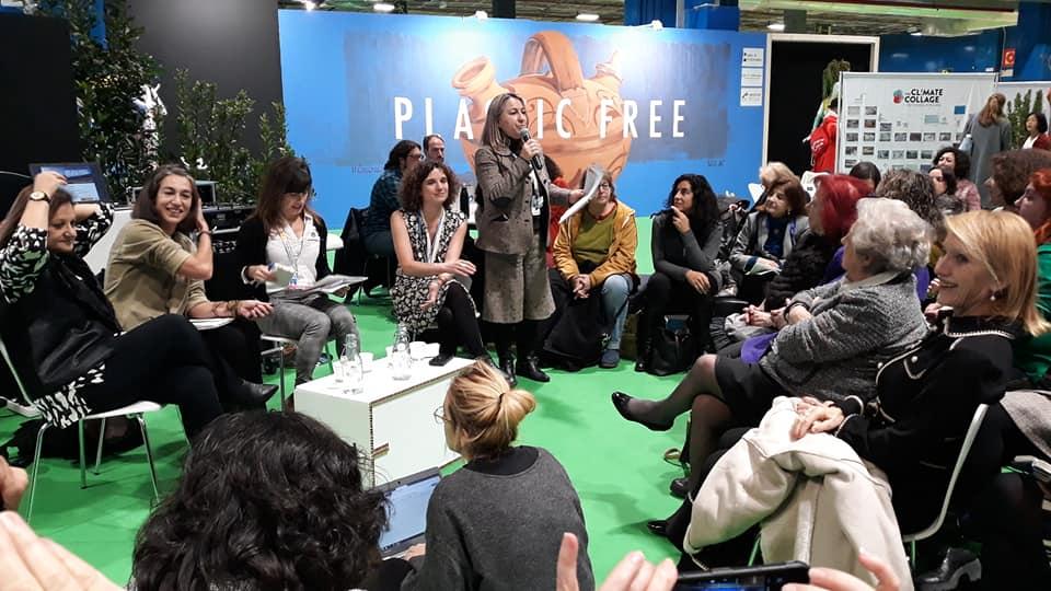 UNAF contribuye al debate sobre cambio climático y género en la Cumbre del Clima