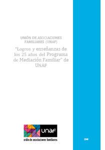 Estudio logros y enseñanzas mediacion familiar