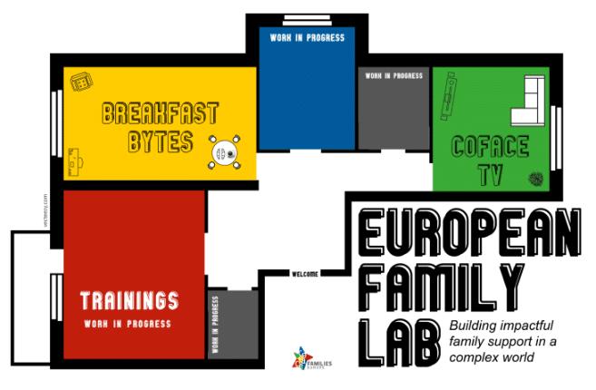 UNAF partipará en el Laboratorio Europeo de Familias de COFACE en 2021