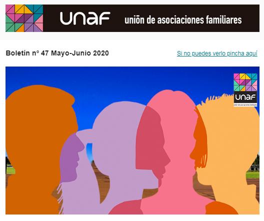 Boletín mayo-junio 2020