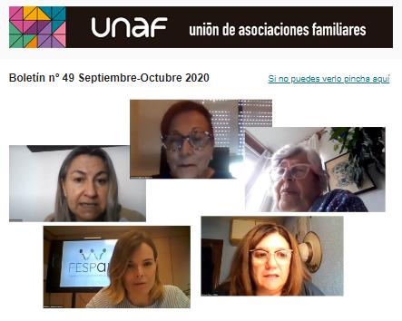 Boletín Septiembre-Octubre 2020