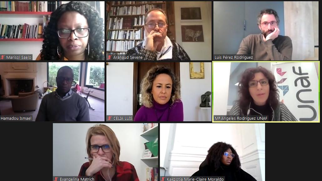 UNAF reúne a expertos y expertas internacionales para demandar atención integral ante la mutilación genital femenina