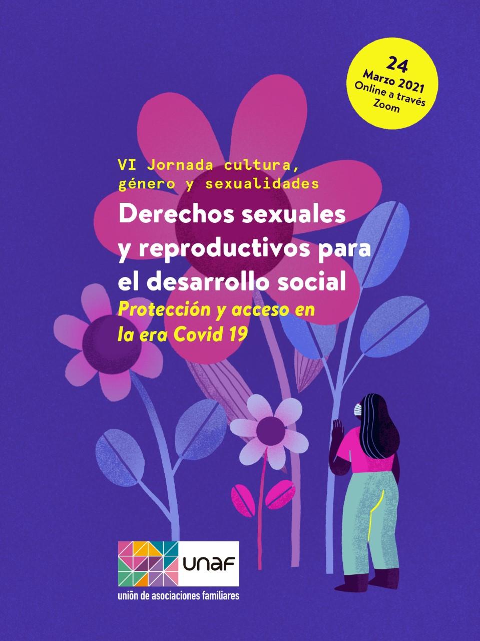 VI Jornada Culturas, género y sexualidades: Derechos sexuales y reproductivos para el desarrollo social