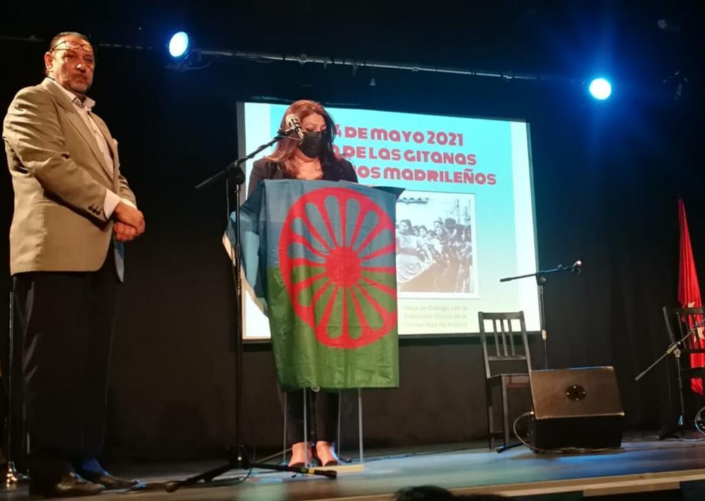 UNAF celebra el Día de los Gitanos y Gitanas Madrileños
