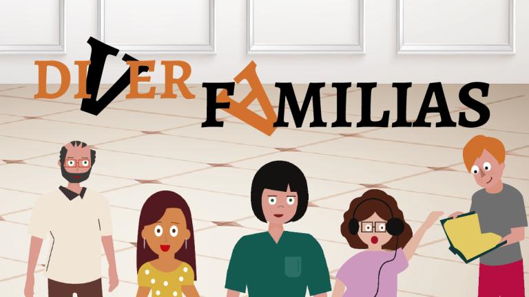 UNAF lanza Diverfamilias, el Escape Room online para aprender jugando sobre la diversidad familiar